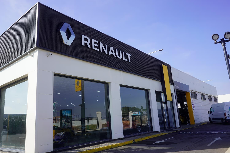 Concesionario Renault