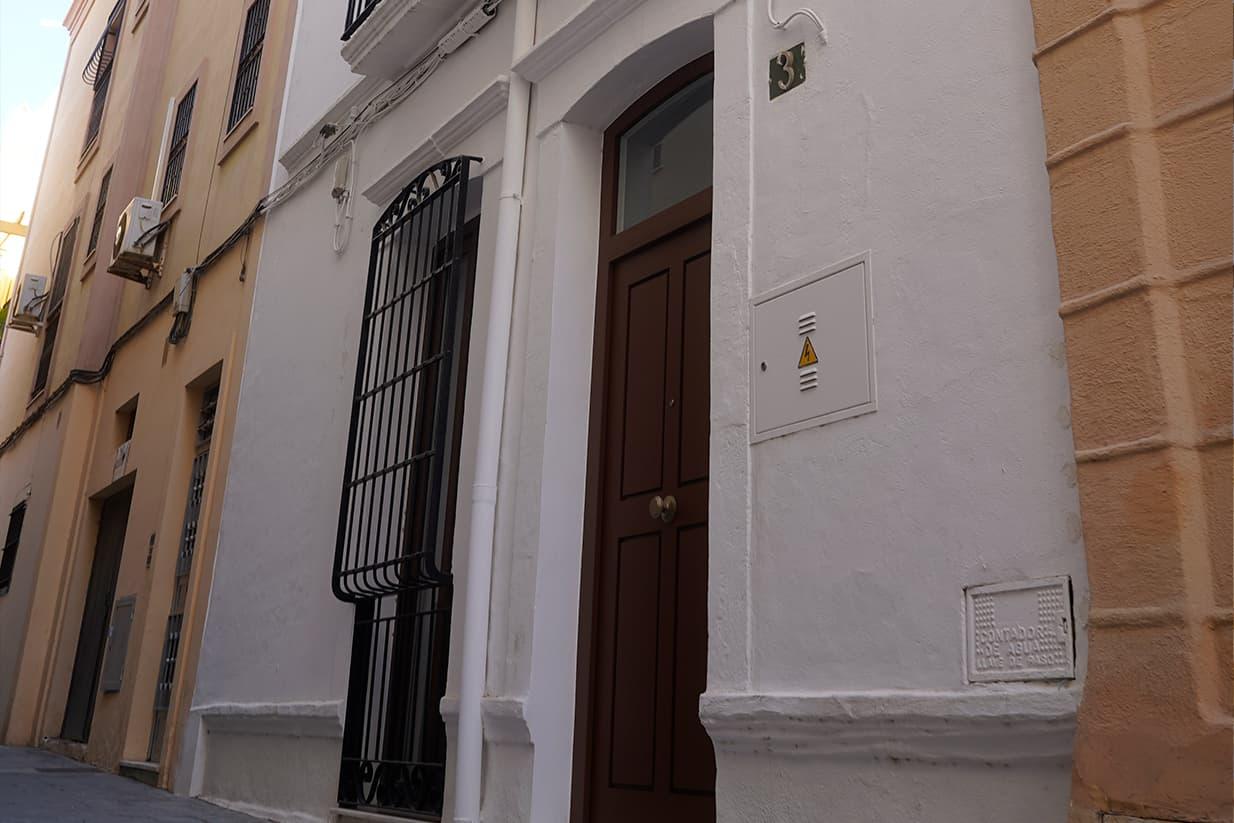 Edificio c/Liceo