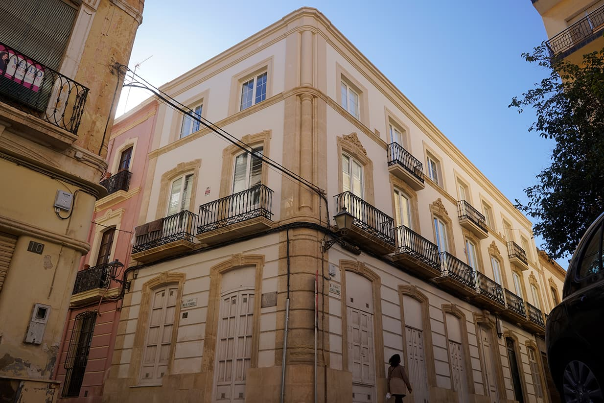 Edificio c/Jovellanos