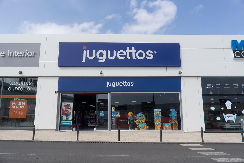 Juguettos Almería