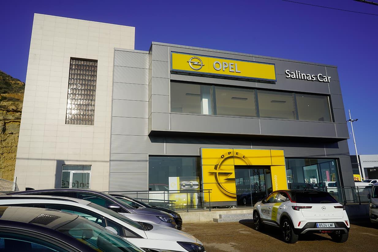 Salinas Car Almería
